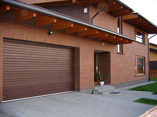 Kokybiški garažo vartai Klaipėdoje - BIKAVA