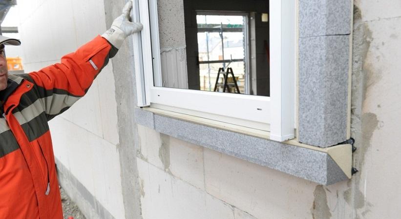 Plastikinių langų montavimas BIKAVA