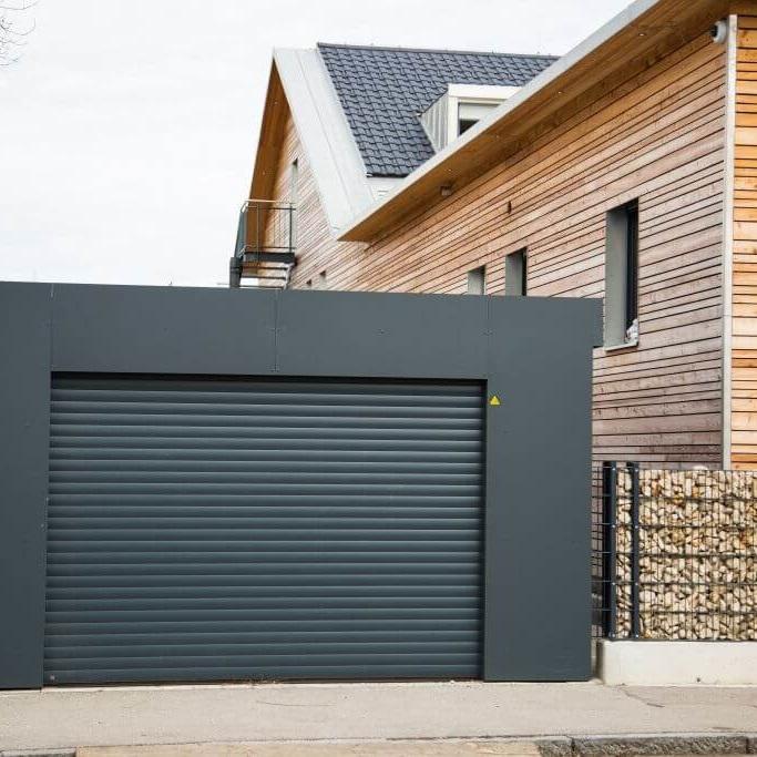 Bikava kokybiški garažo vartai