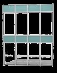 Kokybiški aliuminiai fasadai - Bikava